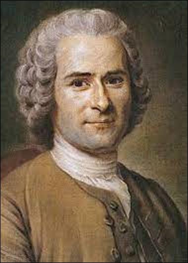 2 juillet 1778 : Ce jour-là meurt Jean-Jacques Rousseau, philosophe, écrivain et musicien. De ces trois ouvrages, lequel n'est pas de lui mais de Voltaire ?