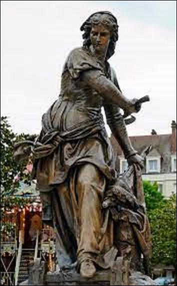 9 juillet 1472 : Dans quelle ville de l'Oise assiégée par les Bourguignons de Charles le Téméraire, la jeune Jeanne Laisné, surnommé Jeanne Hachette, repousse-t-elle un assaillant à coups de hache, donnant le signal de la résistance ?