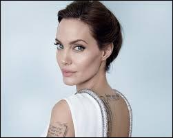 Angelina Jolie est...