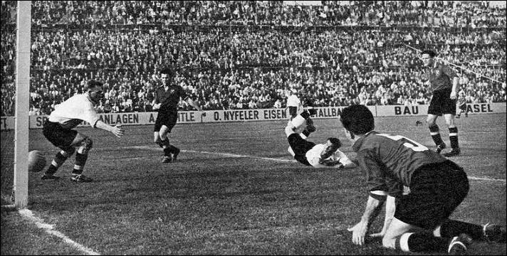 En 1954, contre quelle équipe l'Allemagne remporte-t-elle la coupe du monde de football ?