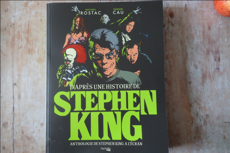 Quel est le premier roman publié par Stephen King sous son propre nom ?