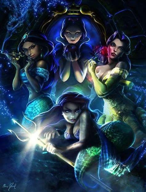 Les Princesses Disney stylisées !