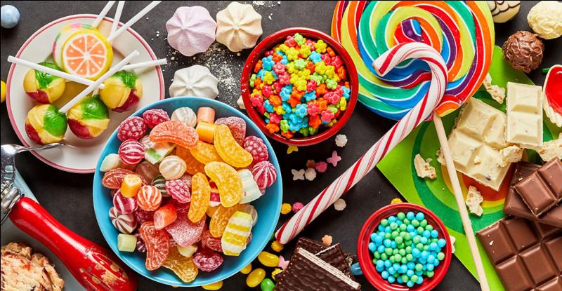 La maîtresse interroge Toto : – Toto, si tu as 50 bonbons et tu en manges 48. Que te reste-t-il ?