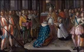 """En quelle occasion Henri IV déclare-t-il """"Paris vaut bien une messe """" ?"""