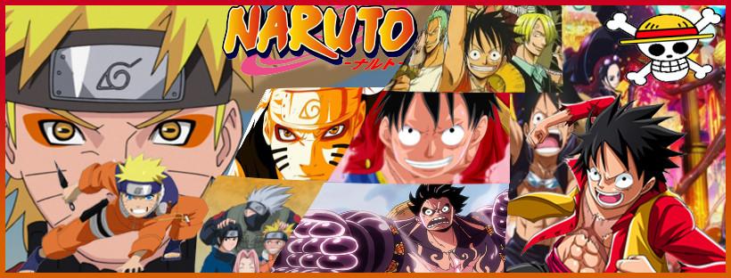 Personnages de Naruto ou de One Piece ?