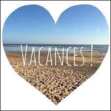 Où logeras-tu pendant tes vacances ?