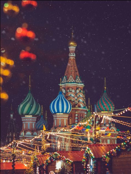 En quelle année se déroule la révolution russe ?