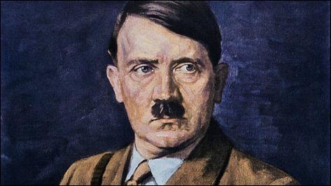 En quelle année Hitler accède-t-il au pouvoir en Allemagne ?