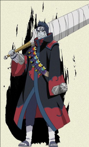 Qui est ce personnage représenté en samouraï ?