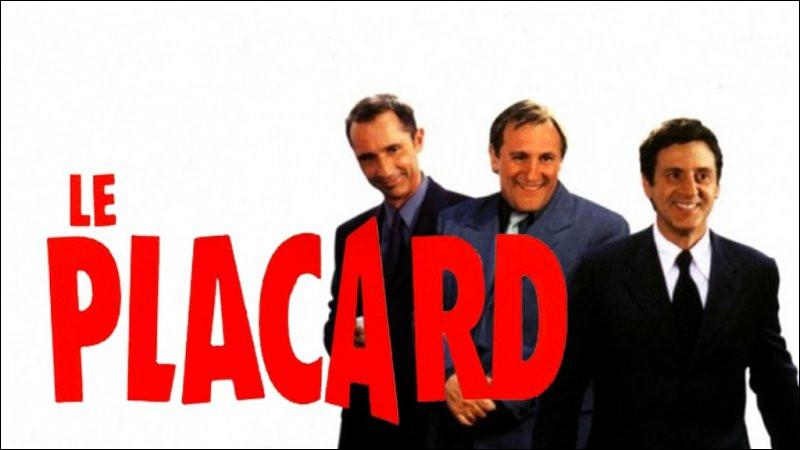 """Je joue dans """"Le Placard"""" et """"Les Bronzés"""".Je suis..."""