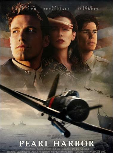 """On me voit dans """"Pearl Harbor"""" et dans """"Gone Girl"""".Quel est mon nom ?"""