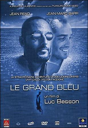 """Je suis à l'écran dans """"Le Grand Bleu"""" et """"Léon"""".Je suis :"""