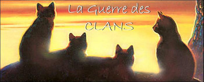 """""""La Guerre des clans"""", est-ce un roman ou un manga ?"""