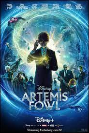 """""""Artemis Fowl"""", est-ce un roman ou un manga ?"""