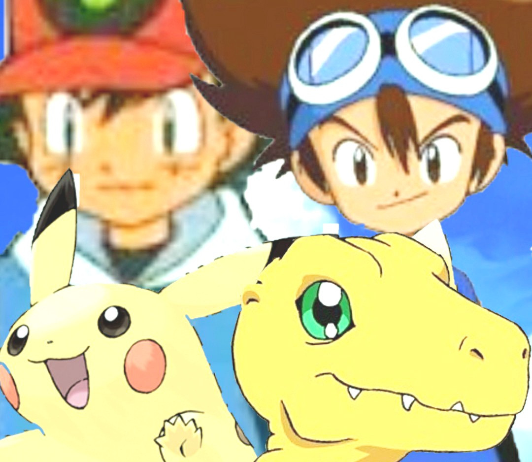 Pokémon ou Digimon ?
