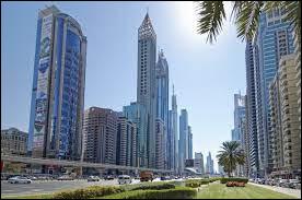 D : Dans quel pays se situe la ville de Dubaï ?