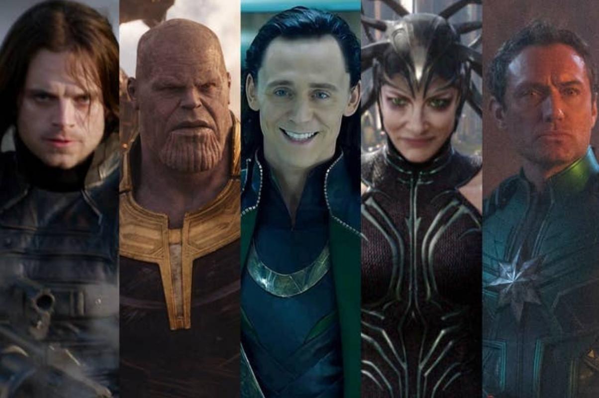 Les super-vilains Marvel (4)
