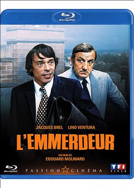 """J'ai joué dans les films """"L'Emmerdeur"""" et """"Les Tontons flingueurs"""".Qui suis-je ?"""