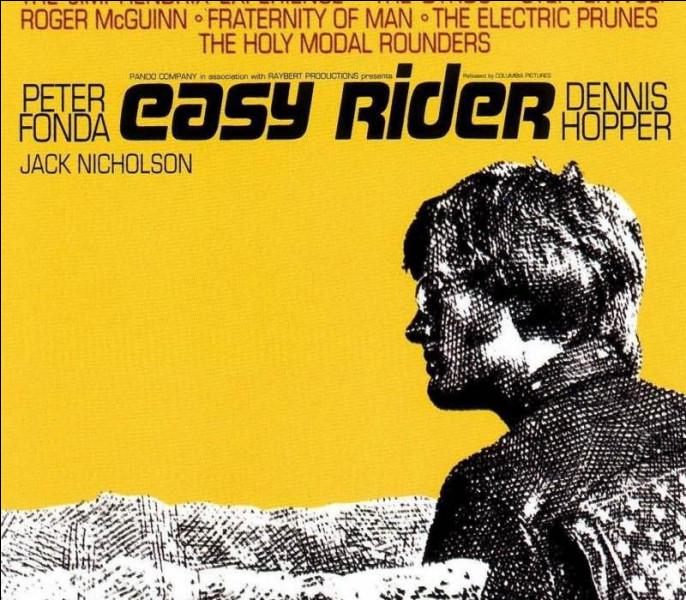 """Je suis à l'affiche des films """"Easy Rider"""" et """"Shining"""".Je m'appelle :"""