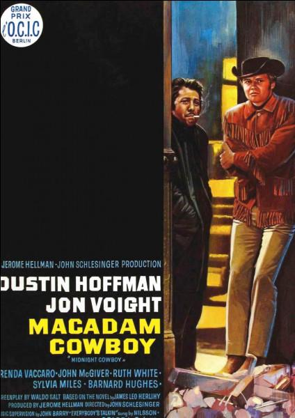"""J'ai joué dans """"Macadam Cowboy"""" et dans """"Délivrance"""".Qui suis-je ?"""