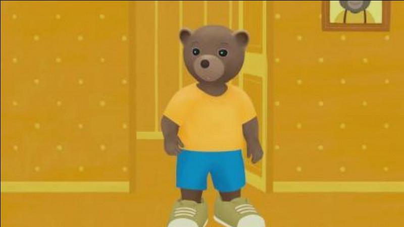 Quel est ce dessin animé avec une famille d'ours ?