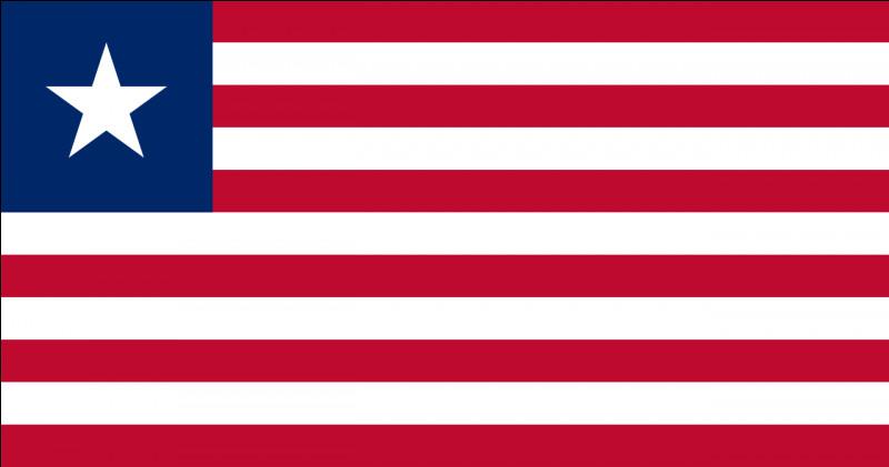 Sur quel continent se trouve le Libéria ?