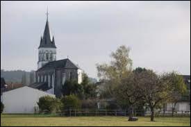 Je vous emmène dans le Béarn, à Mazères-Lezons. Commune de l'aire urbaine Paloise, elle se situe dans le département ...