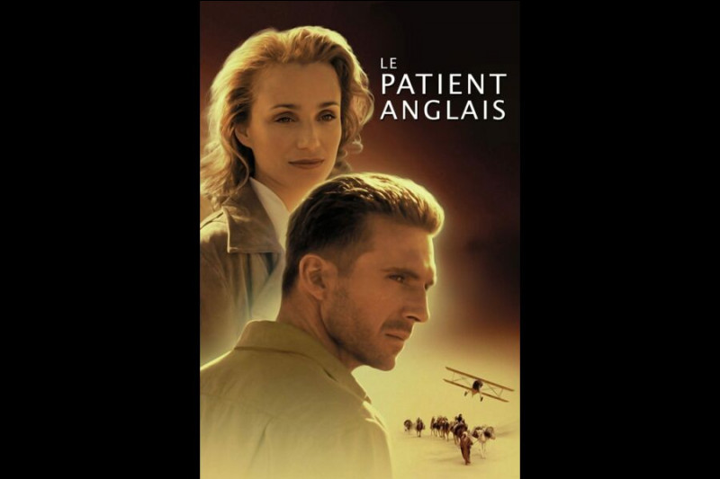 """Je suis dans les films """"Le Patient anglais"""" et """"La Liste de Schindler"""".Je m'appelle :"""
