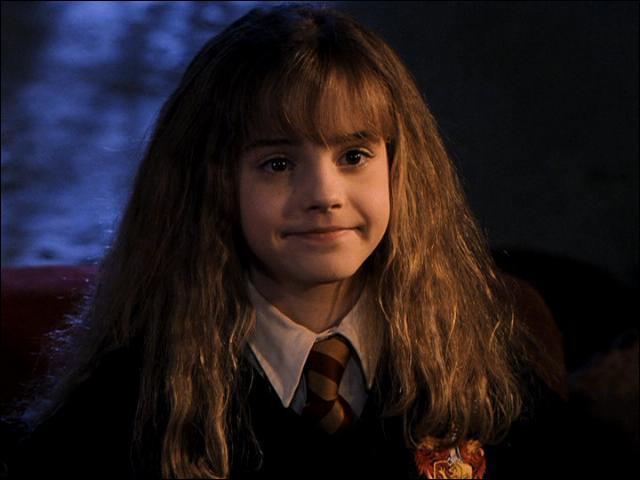 Dans quelle maison est Hermione Granger ?
