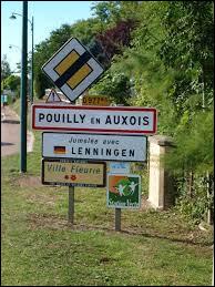 Village Côte-d'Orien, Pouilly-en-Auxois se situe dans l'ex région ...