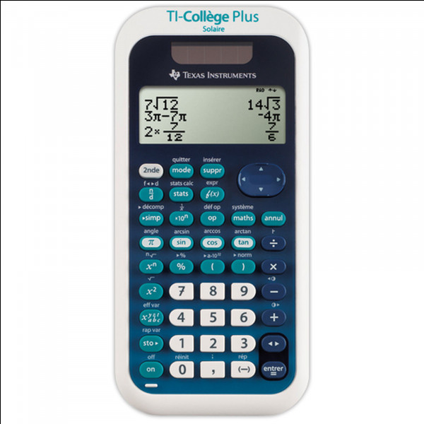 Maths : (de tête !) Quel est le résultat de 35 + 5 x 8 ?