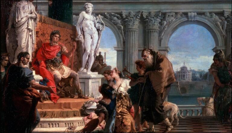 Histoire : Quel est l'empereur fondateur de l'Empire Romain ?