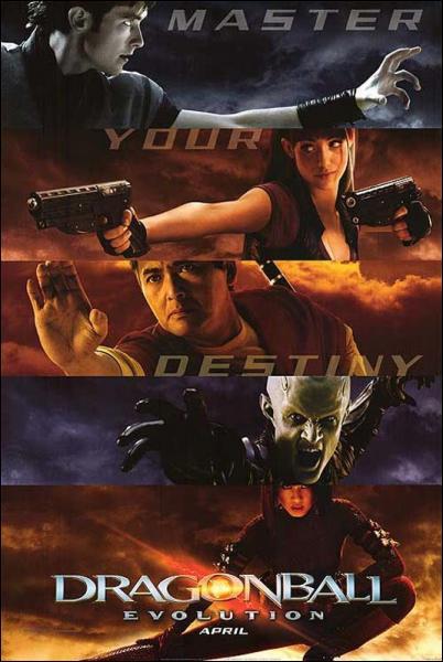 Le film (Dragonball Evolution) est sorti en quelle année ?