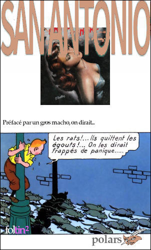 """3e titre, où l'on commence, dès le titre, à saisir les obsessions du personnage : """"Les souris..."""" (Complétez !)"""