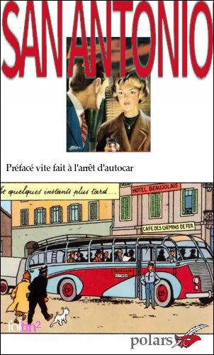 """8e roman de San Antonio (et 4e en une seule année !), se déroulant en partie en Allemagne. """"Descendez-le..."""" (Complétez !)"""