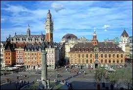 C'est la capitale des Hauts-de-France. Cette ville se trouve à proximité de la frontière belge. C'est aussi la dixième commune la plus peuplée de France. Devinerez-vous de quelle ville s'agit-il ?