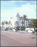 Dans quelle commune peut-on voir le palace Le Negresco ?