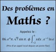 Dans un nombre écrit sous forme aⁿ, n est appelé … et aⁿ est une … .