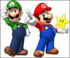 Est-ce Mario ou Luigi ?