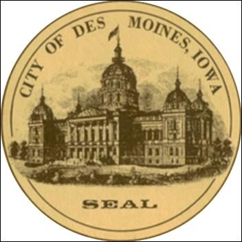 En 1857, quel était le nom de la ville de Des Moines, capitale de l'Etat de l'Iowa, aux Etats-Unis ?