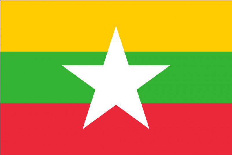 Depuis 1989, quel pays d'Asie se fait officiellement appeler Myanmar ?