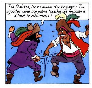 Une histoire de pirates, parmi les plus célèbres actuellement. Quel est le bon titre ?