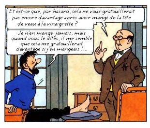 Tintin et les Toiles Mystérieuses (11)