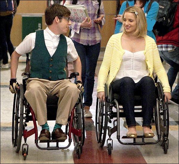 Comment Quinn s'est-elle retrouvée en fauteuil roulant ?