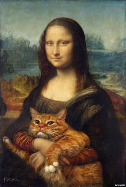 Pour commencer, un facile : qui a peint ce tableau dans lequel un chat s'est glissé ?