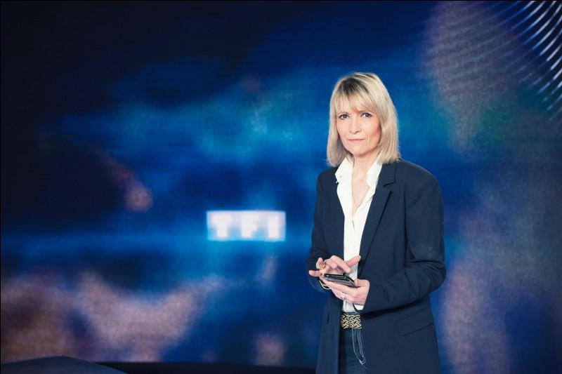 Selon Françoise-Marie Morel, rédactrice en chef de l'information de TF1, quelle est la particularité de Pernaut ?