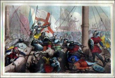 Au XIIIe siècle, la bataille de La Meloria oppose deux puissances maritimes de l'époque : la défaite de l'une marque l'amorce de son déclin. Il s'agit de la ...