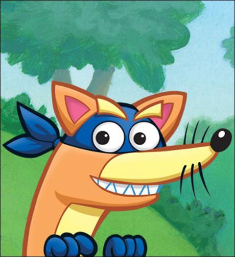 Comment s'appelle le renard qui vole tout le temps ?