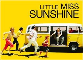 Dans cette comédie vers où, Olive enfant de 7 ans, va-t-elle entraîner toute sa famille à travers l'Amérique ?