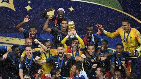 Quel fut le score des Français en finale ?